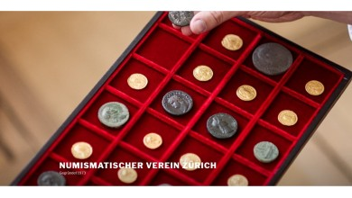 24/25 October 2020 - ZURICH - INTERNATIONAL COIN FAIR